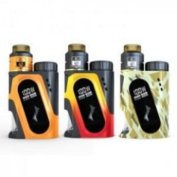 Eleaf IStick Pico RESIN 100W Vape Starter Kit