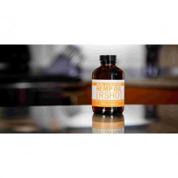 RSHO Real Scientific Hemp Oil Gold